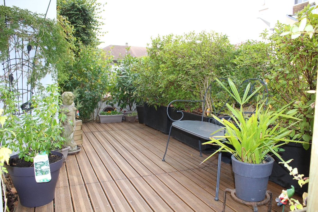 Appartement Herblay 4 pièce(s) 78 m² avec terrasse